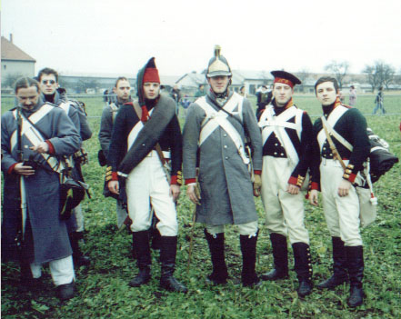 Наполеоновские Войны №1 Рядовой лейб-гвардии Преображенского полка Фото, обсуждение